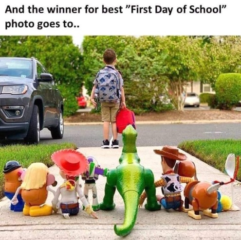 2019_09 17 First day of school