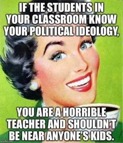2019_09 17 teacher ideology