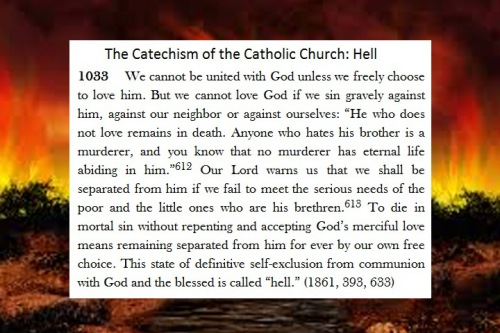 2019_09 23 Catechism Hell