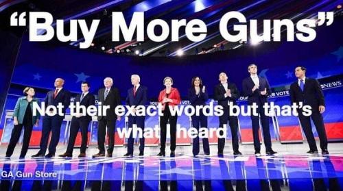 2020 buy more guns