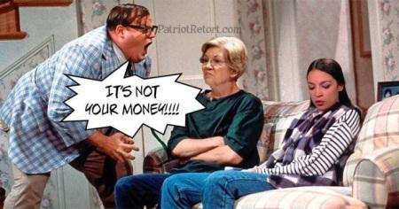 2020 Warren it's not your money