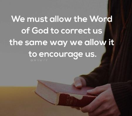 bible correct