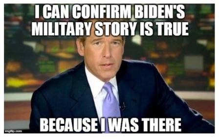 BIDEN fake story