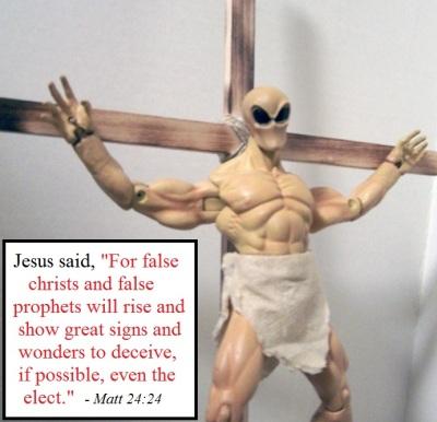 christ consciousness alien