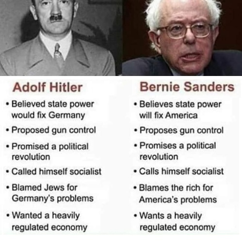 Hitler Sanders