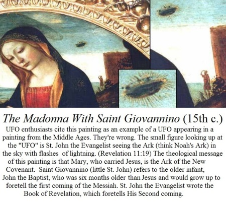 Madonna detail