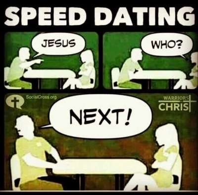2019_10 16 Christian speed date