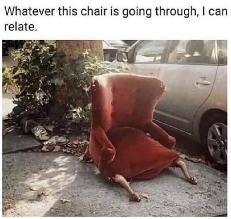 2019_11 07 depressed chair