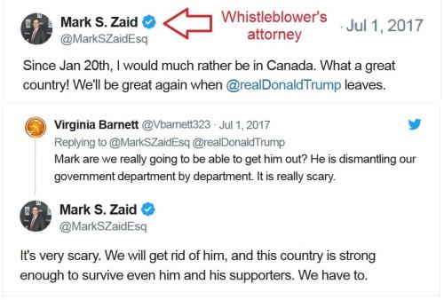 2019_11 07 whistleblower's atty
