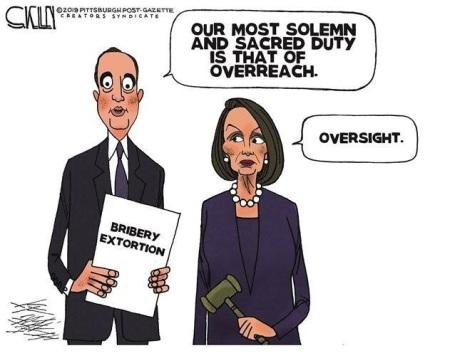 2019_11 14 impeachment overreach