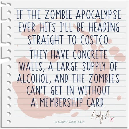 2019_11 14 Zombies and Costco