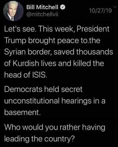 2020 This week Trump