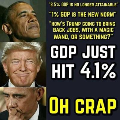 2020 Trump economy
