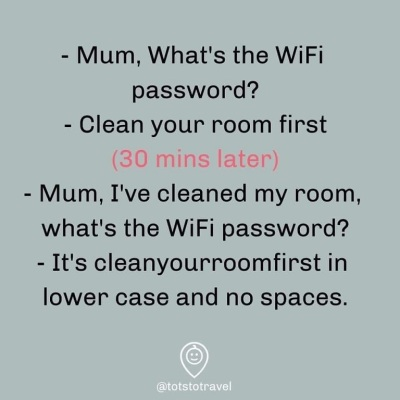 2019_11 30 PARENTING wifi password