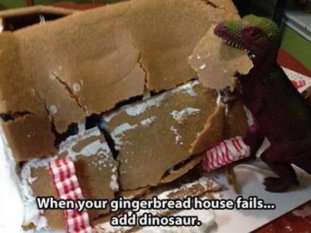 2019_12 07 Gingerbread fail
