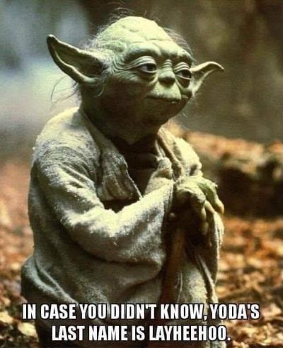2019_12 12 Yoda's last name