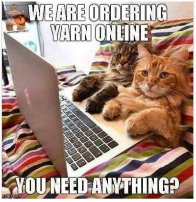 2019_12 13 CATS ordering yarn