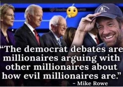 2019_12 23 Dem debates Mike Rowe