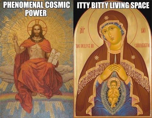 2019_12 25 JESUS and the genie