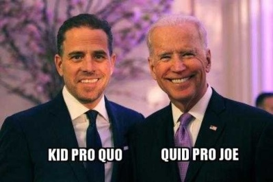 2020 Biden and son