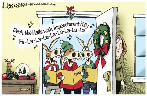 2020 deck halls impeachment folly