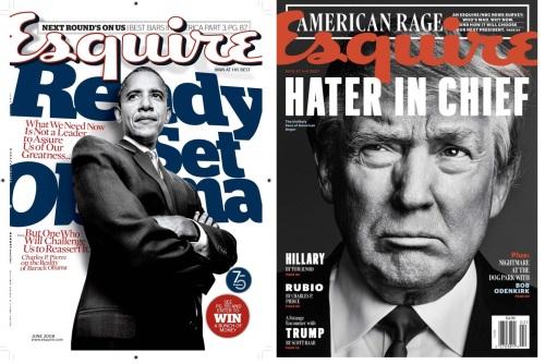 O v T mag Esquire