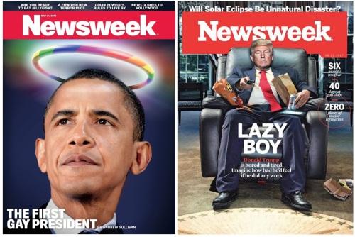 O v T mag Newsweek