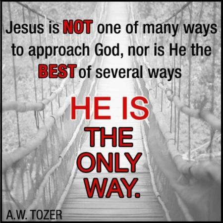 2019_01 07 Jesus the Way