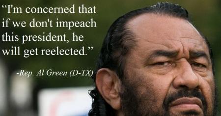 2020 Al Green impeachment