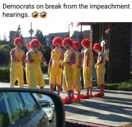 2020 Dems on break impeachment