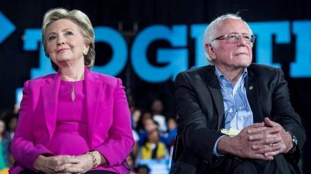 2020 Hillary Bernie
