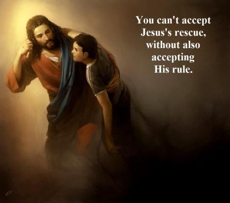 2020_01 10 Jesus rescue rule