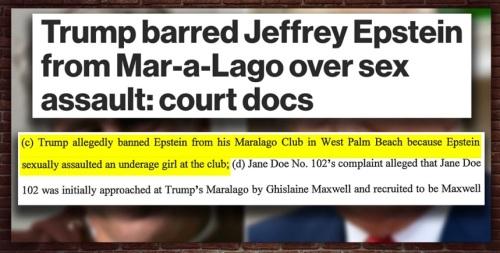 2020_01 17 Trump banned Epstein