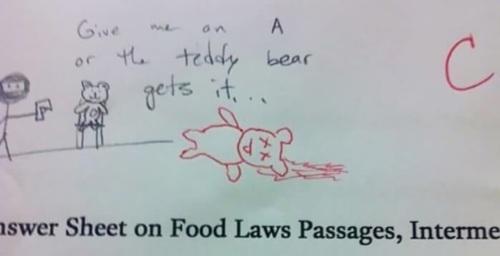 2020_01 18 SCHOOL bear gets it