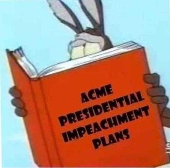 2020_01 27 Impeachment Loony tunes
