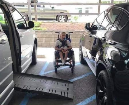 2020_01 31 Disabled parking