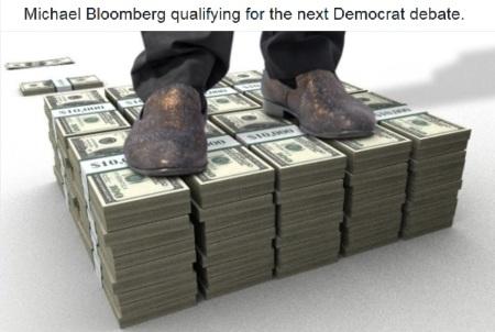 2020 Bloomberg on money