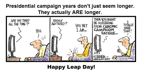 2020 leap day