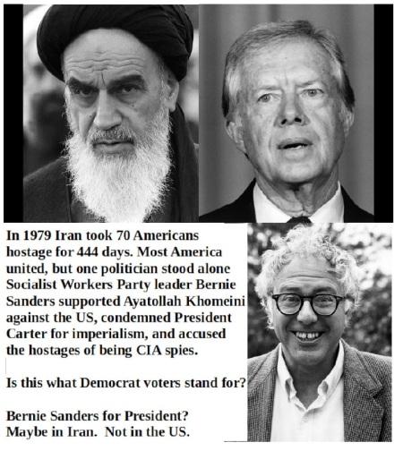 2020 Sanders Iran