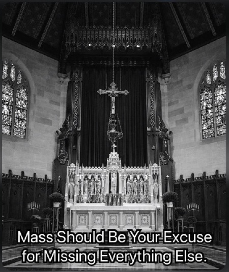 2020_02 18 Mass excuse