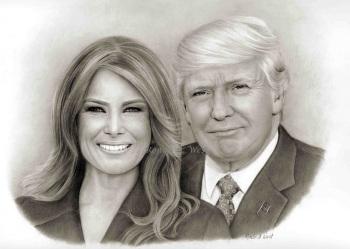 2020_03 15 Trump drawing