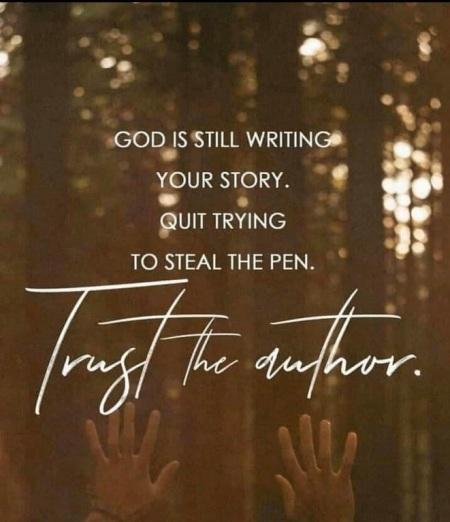 2020_03 17 God the author