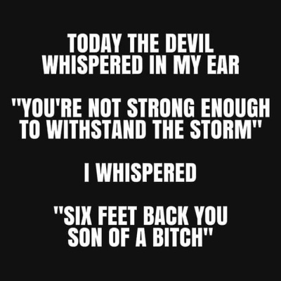 2020_03 28 the devil six feet