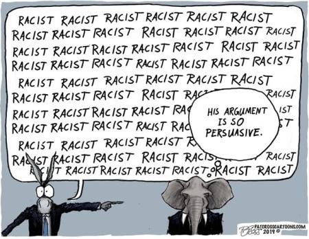 2020_03 30 Dem racism chant