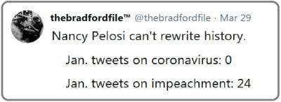 2020_03 31 pelosi tweets
