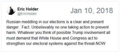 2018_01 10 Holder tweet re Russia
