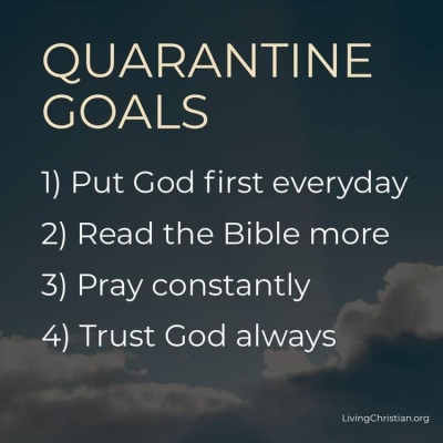2020_04 04 quarantine goals
