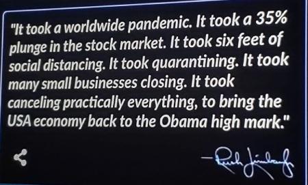 2020_04 06 It took pandemic