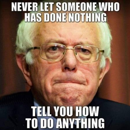 2020_04 09 Bernie do nothing
