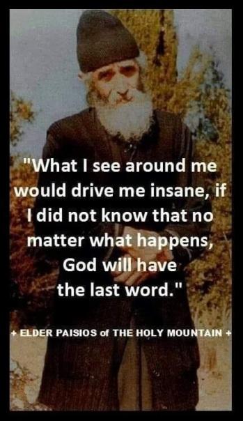2020_04 19 God's last word